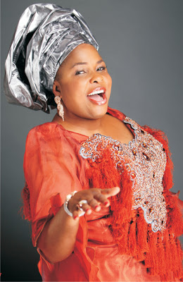 Nigeria's 1st Lady, Dame Patience Jonathan