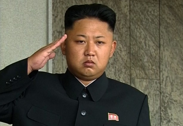 Kim Jong-un  ... The SUPREME Leader of North Korea